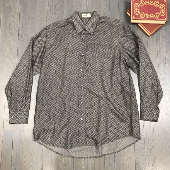 Vintage Other - Vintage Fabindia Long Sleeve Button Down Shirt